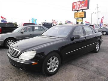 2002 Mercedes-Benz S-Class for sale in Oklahoma City, OK