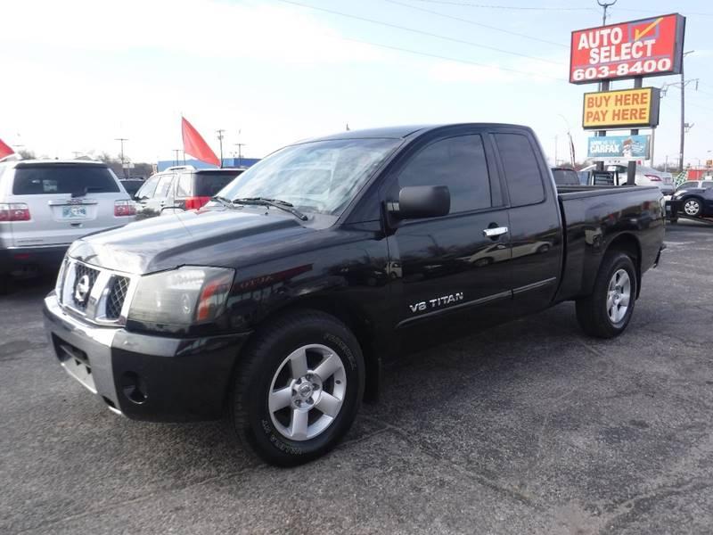 2007 Nissan Titan SE In Oklahoma City OK - Auto Select