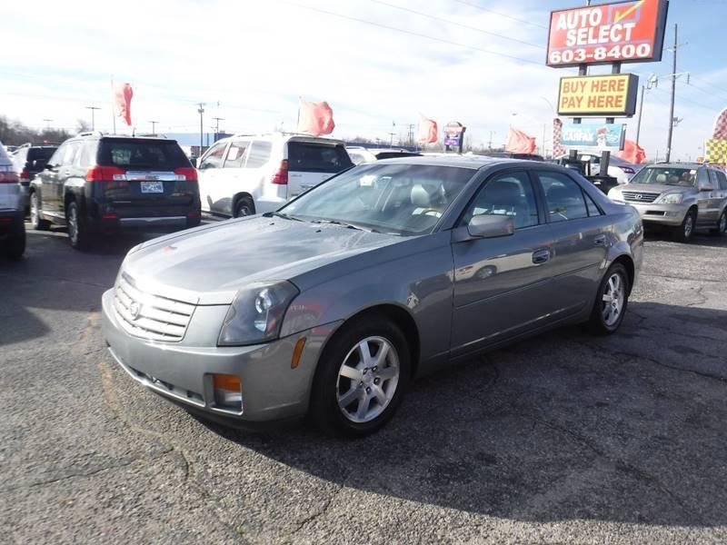 Cadillac CTS In Oklahoma City OK Auto Select - Cadillac dealer okc