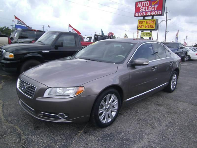 2010 volvo s80 3 2 in oklahoma city ok auto select. Black Bedroom Furniture Sets. Home Design Ideas
