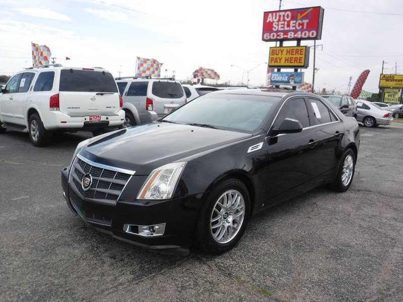 2008 Cadillac CTS 3.6L DI In Oklahoma City OK - Auto Select