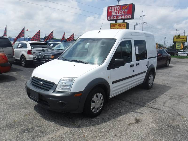 2013 Ford Transit Connect Cargo Van Xl In Oklahoma City Ok Auto
