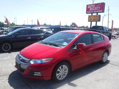 2014 Honda Insight for sale in Oklahoma City, OK