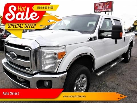 Trucks For Sale In Oklahoma >> 2013 Ford F 250 Super Duty For Sale In Oklahoma City Ok