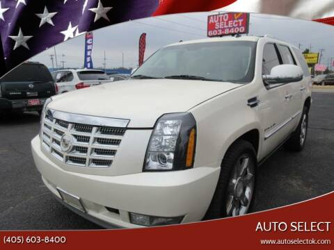 Used Cadillac Escalade For Sale >> Used Cadillac Escalade For Sale In Oklahoma City Ok