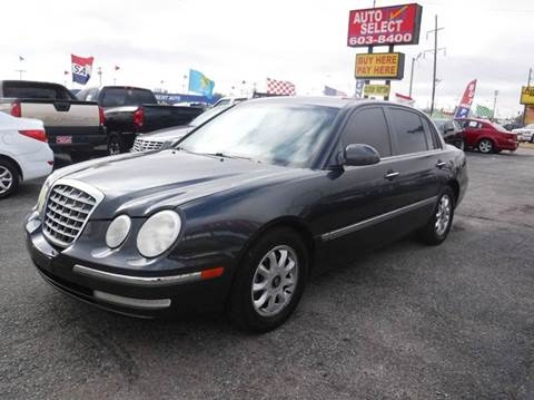 2005 Kia Amanti for sale in Oklahoma City, OK