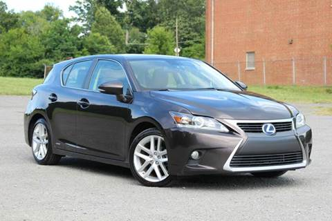 2014 Lexus CT 200h for sale in Knoxville, TN