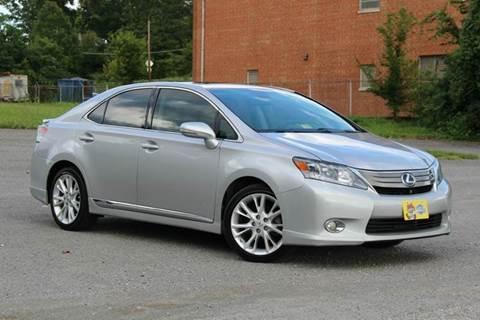 2010 Lexus HS 250h for sale in Knoxville, TN