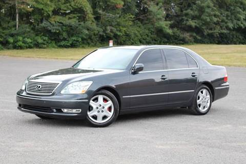 2004 Lexus LS 430 for sale in Knoxville, TN