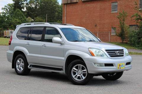 2008 Lexus GX 470 for sale in Knoxville, TN