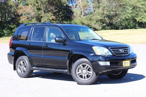 2005 Lexus GX 470 for sale in Knoxville, TN