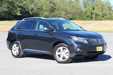 2011 Lexus RX 350 for sale in Knoxville, TN