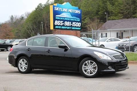 2013 Infiniti G37 Sedan For Sale In Louisville, TN