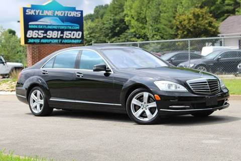 2010 Mercedes Benz S Class For Sale In Louisville, TN