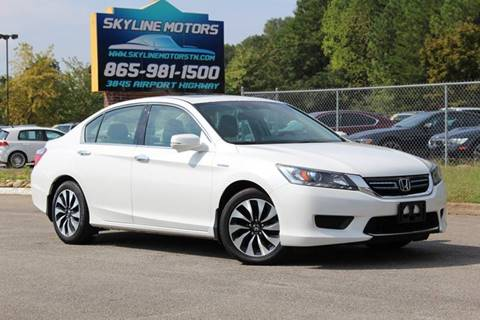 2014 Honda Accord Hybrid For Sale In Louisville, TN