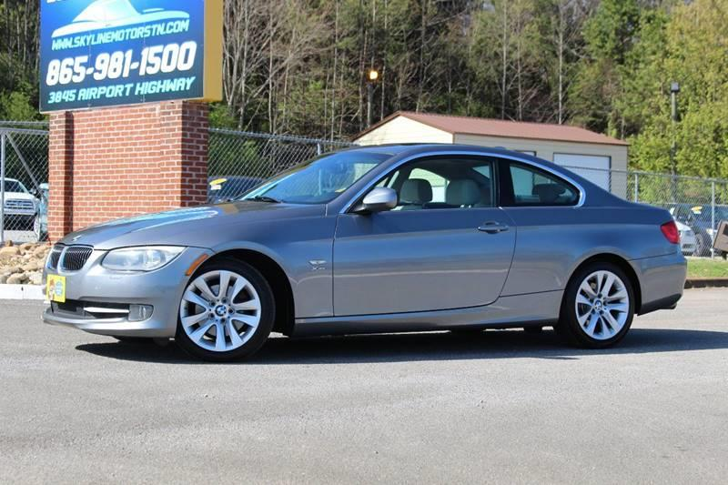 2013 Bmw 3 Series Awd 328i Xdrive 2dr Coupe Sulev In Louisville Tn