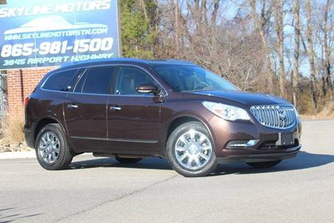 2015 Buick Enclave for sale in Louisville, TN