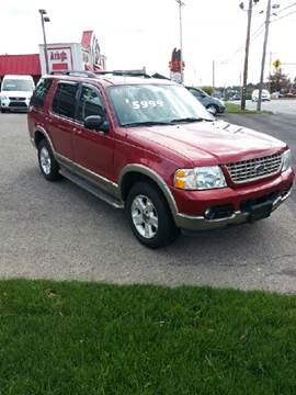 2003 Ford Explorer for sale in Gibsonia, PA