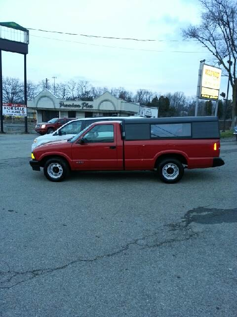 1995 Chevrolet S-10 for sale at Wildwood Motors in Gibsonia PA