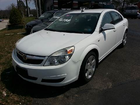 2009 Saturn Aura for sale at Wildwood Motors in Gibsonia PA