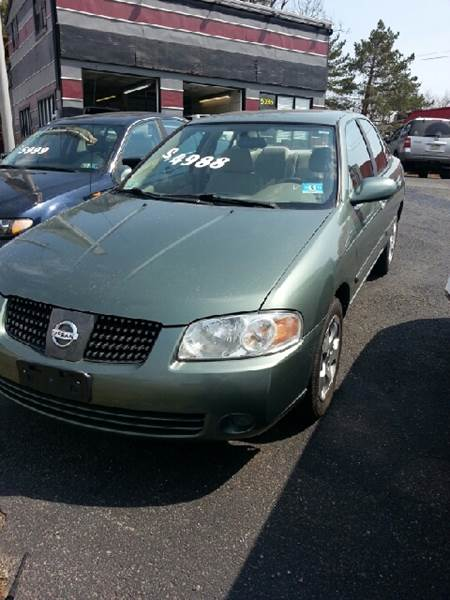 2005 nissan sentra 1 8 s 4dr sedan in gibsonia pa. Black Bedroom Furniture Sets. Home Design Ideas
