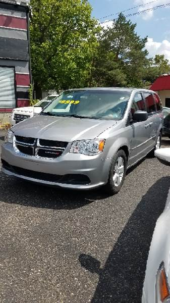 2013 Dodge Grand Caravan for sale at Wildwood Motors in Gibsonia PA