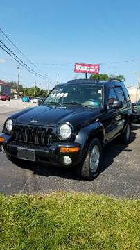 2003 Jeep Liberty for sale in Gibsonia, PA