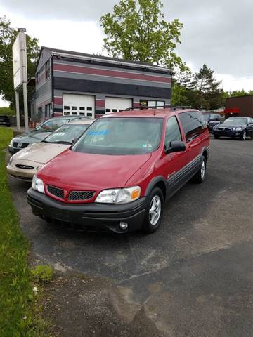 used 2001 pontiac montana for sale in pennsylvania carsforsale com carsforsale com
