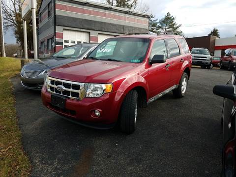 2010 Ford Escape XLT for sale at Wildwood Motors in Gibsonia PA