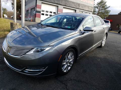 2014 Lincoln MKZ for sale at Wildwood Motors in Gibsonia PA