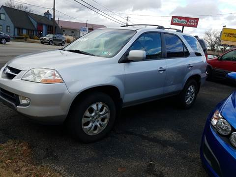 2003 Acura MDX Touring w/Navi w/RES for sale at Wildwood Motors in Gibsonia PA