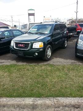 2002 GMC Envoy for sale in Gibsonia PA