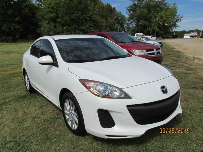 2012 Mazda MAZDA3 for sale at Jerry West Used Cars in Murray KY