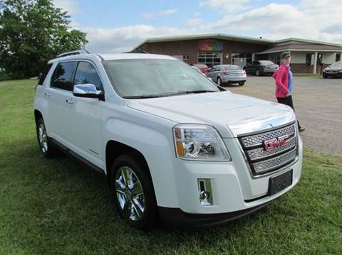 2014 GMC Terrain for sale at Jerry West Used Cars in Murray KY