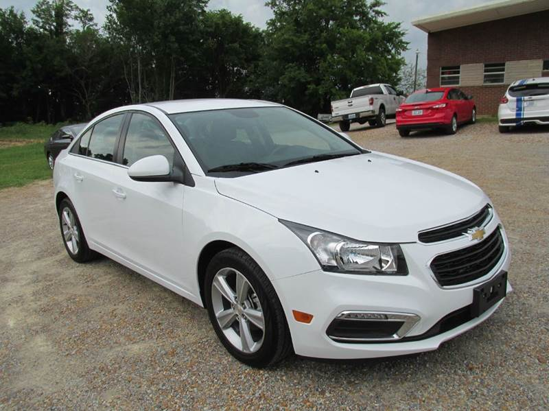 2015 Chevrolet Cruze for sale at Jerry West Used Cars in Murray KY