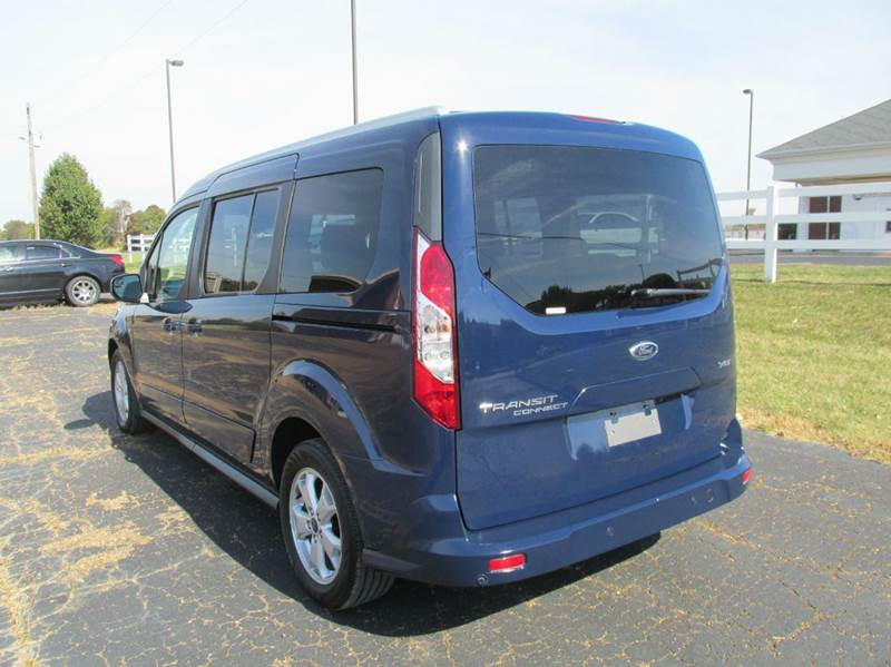 2016 Ford Transit Connect Wagon for sale at Jerry West Used Cars in Murray KY & 2016 Ford Transit Connect Wagon XLT In Murray KY - Jerry West Used ... markmcfarlin.com