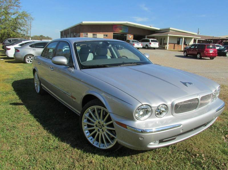 2005 Jaguar XJR for sale at Jerry West Used Cars in Murray KY