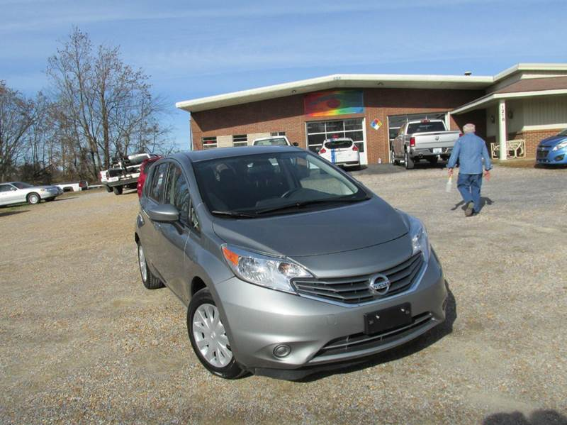 2015 Nissan Versa Note for sale at Jerry West Used Cars in Murray KY