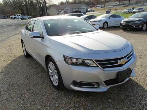 2016 Chevrolet Impala for sale at Jerry West Used Cars in Murray KY