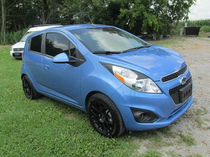 2013 Chevrolet Spark for sale at Jerry West Used Cars in Murray KY