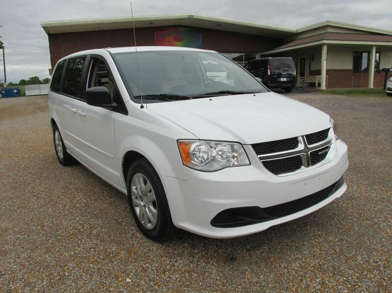 2015 Dodge Grand Caravan for sale at Jerry West Used Cars in Murray KY