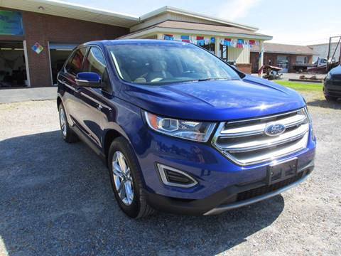 2015 Ford Edge SEL & Used Cars Murray Used Pickups For Sale Almo KY Benton IL Jerry ... markmcfarlin.com