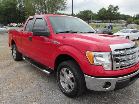2009 Ford F-150 for sale in Murray, KY