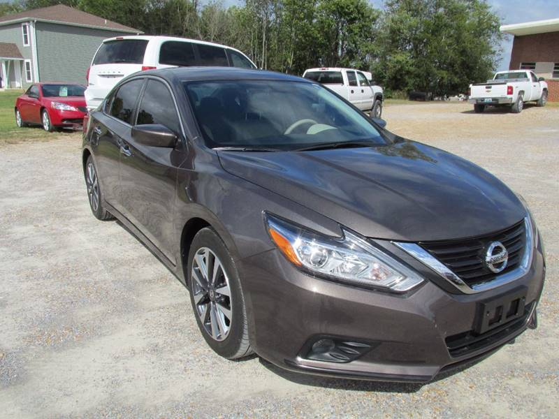2017 Nissan Altima 2.5 SV In Murray KY - Jerry West Used Cars