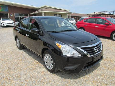Used Nissan Versa >> 2019 Nissan Versa For Sale In Murray Ky