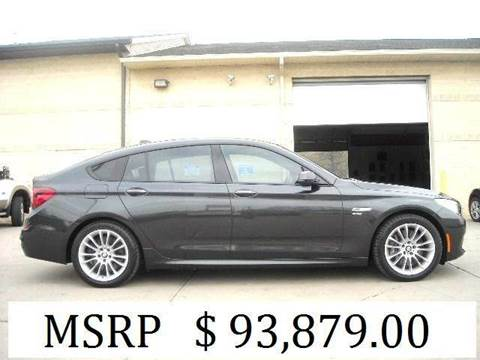 2012 BMW 5 Series for sale at Prudential Auto Leasing in Hudson OH