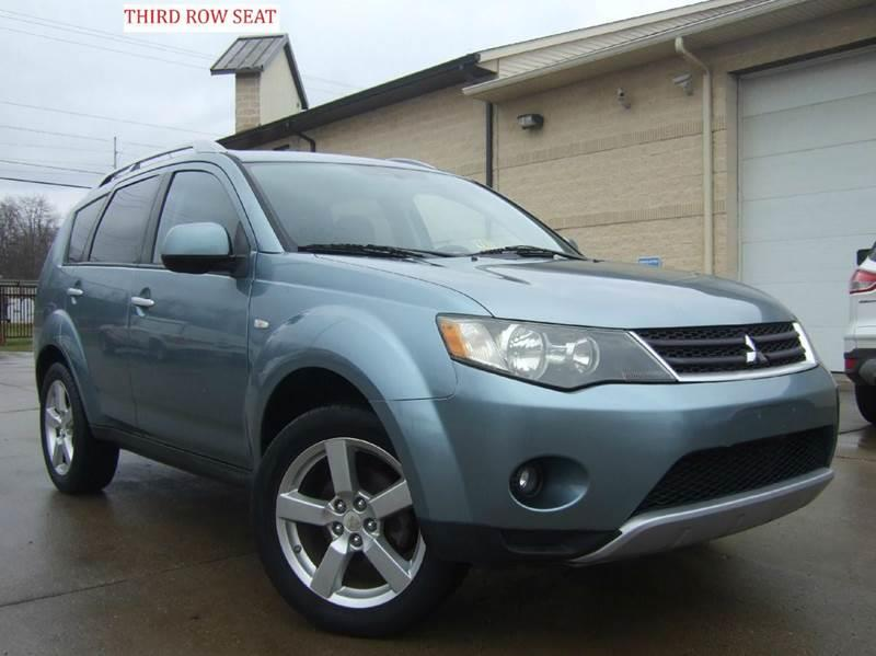2007 mitsubishi outlander xls 4dr suv in hudson oh. Black Bedroom Furniture Sets. Home Design Ideas