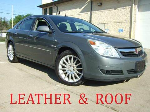 2007 Saturn Aura for sale at Prudential Auto Leasing in Hudson OH