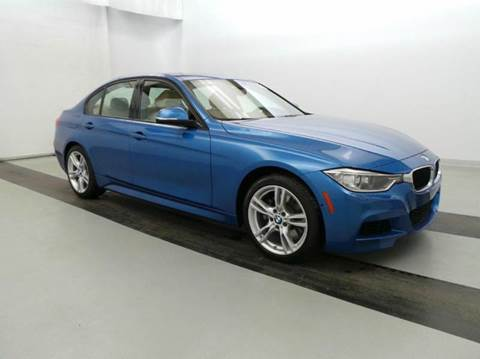 2013 BMW 3 Series for sale at Prudential Auto Leasing in Hudson OH