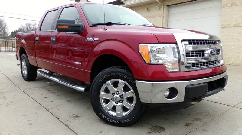 2013 Ford F-150 for sale at Prudential Auto Leasing in Hudson OH